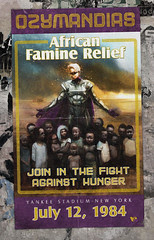 Join in the fight against hunger. by The New Frontiersman