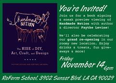Reform School: Los Angeles!