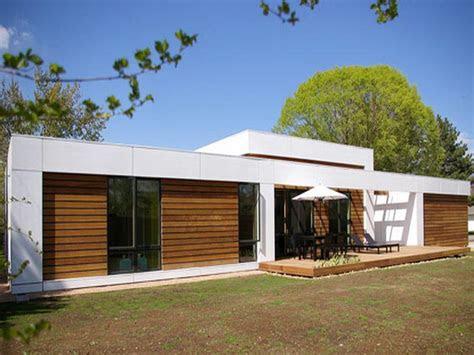wooden modern single story house plans  dream home