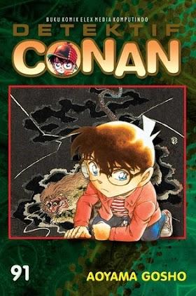 Detektif Conan Vol. 91 Review