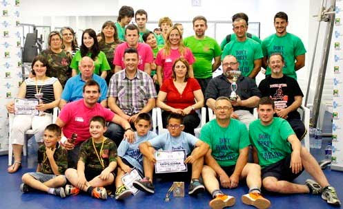 El pabellón Pau Gasol acogerá de nuevo el campeonato de Europa de Power Lifting