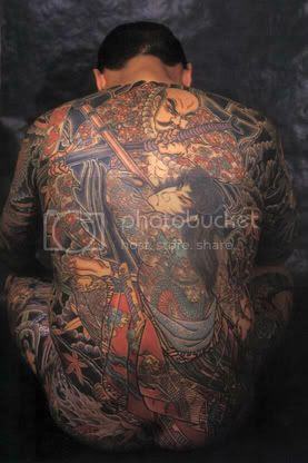 The History of Tattos