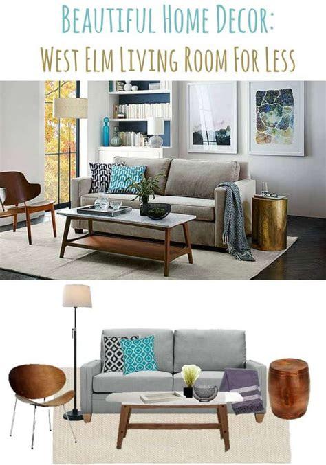 beautiful home decor ideas west elm living room