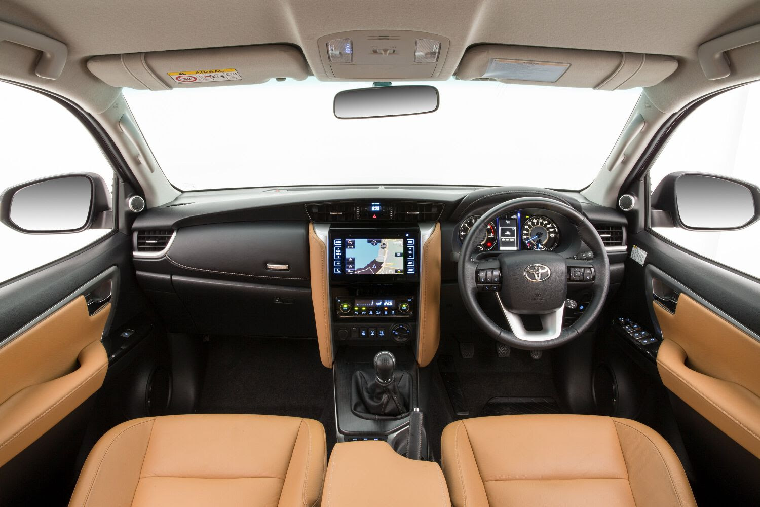 Toyota Cars News Fortuner  interior refinement detailed