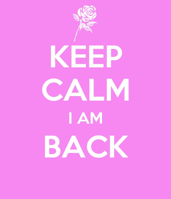 ¡¡¡¡¡ He vuelto !!!