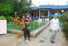 The Fountain of Peace And Two Street Photographers by firoze shakir photographerno1