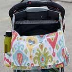 DIY Stroller-friendly Diaper Bag