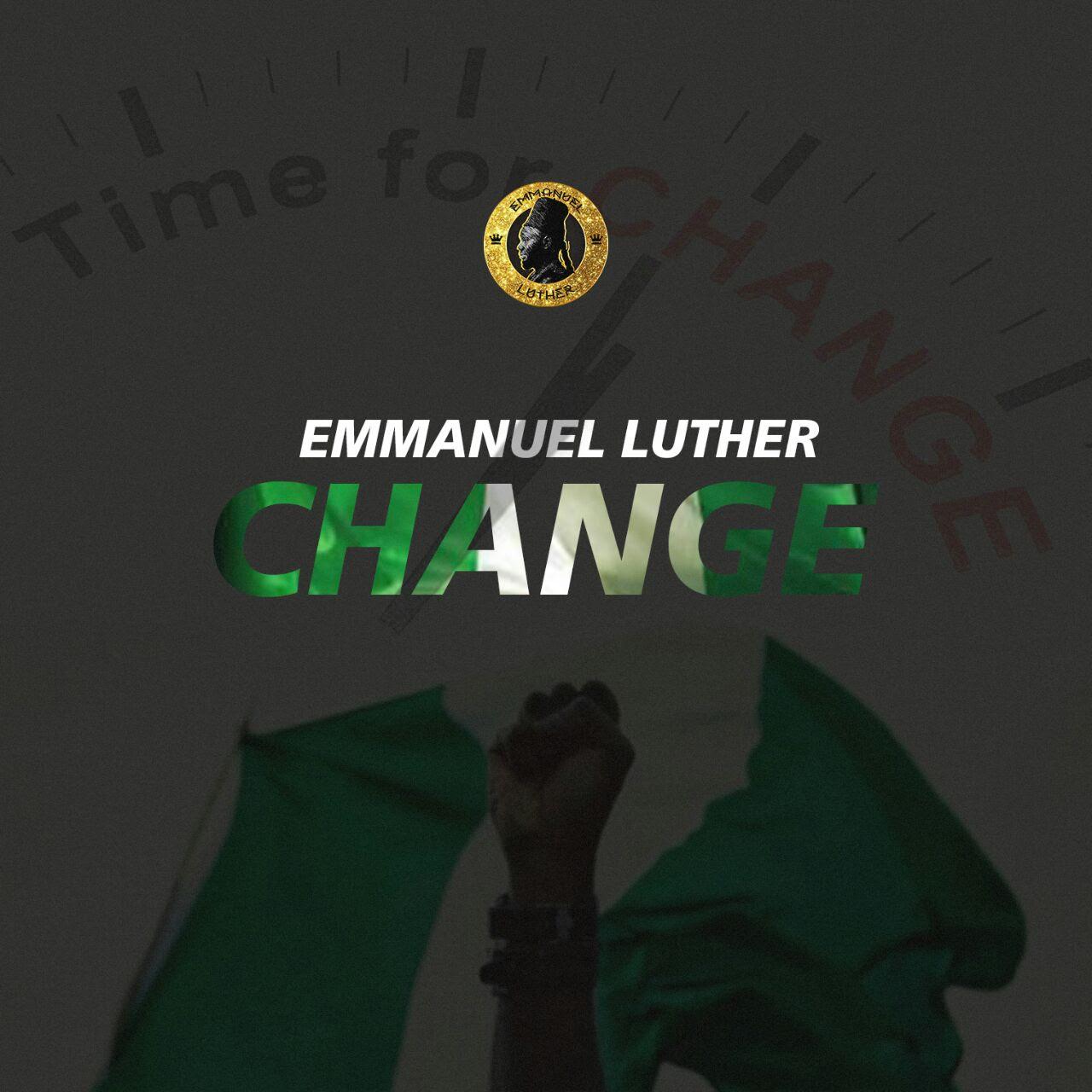 Emmanuel Luther - Change