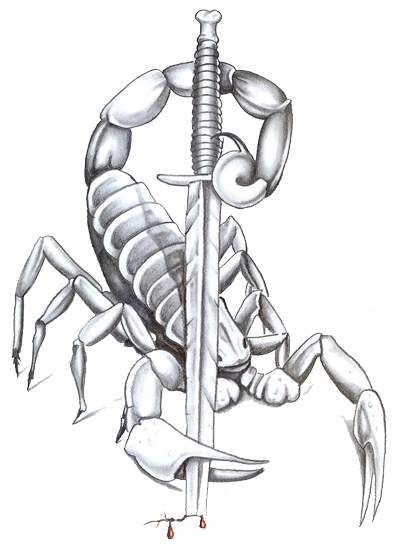Free Scorpion Tattoos Png Transparent Images Download Free Clip Art