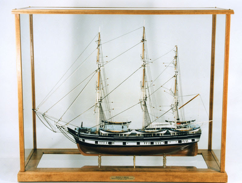 Ship Model Display Cases Ship Models By American Marine Model Gallery