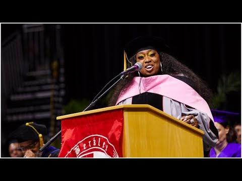Missy Elliott's Berklee College of Music Commencement Address for her Honorary Degree of Doctor of Music 2019