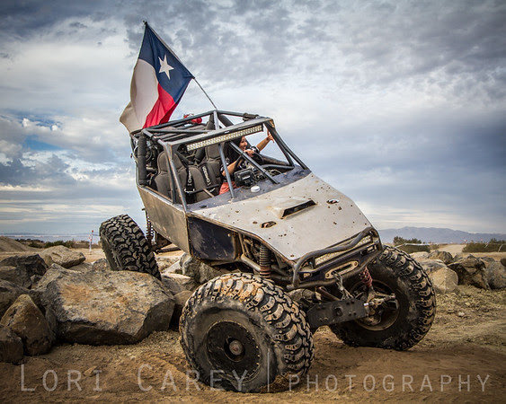 Texas Pride at the 2016 Tierra del Sol Desert Safari