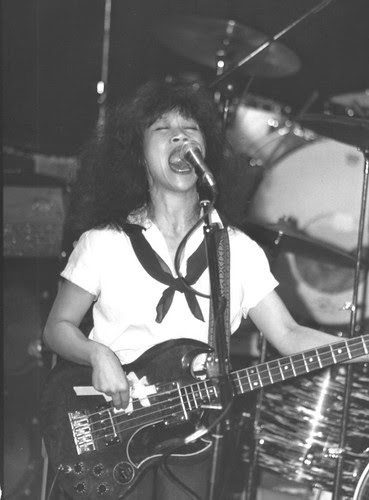 Diane Chai of the Alley Cats
