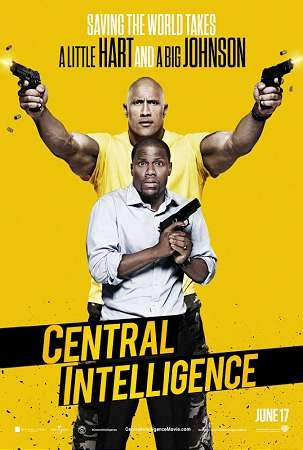 Central Intelligence (2016) Full Movie Download Free HD