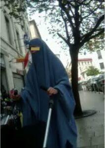 niqabee-blind