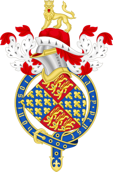 Archivo:Coat of Arms of Edward III of England (1327-1377).svg