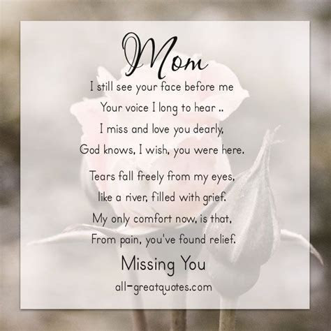 Best 25  Mom in heaven quotes ideas on Pinterest   Heaven