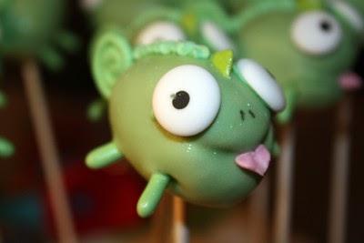 Pascal Cake Pops