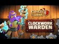 Clash of Clans: Clockwork Warden (April Season Challenges | Clashy Constructs #1