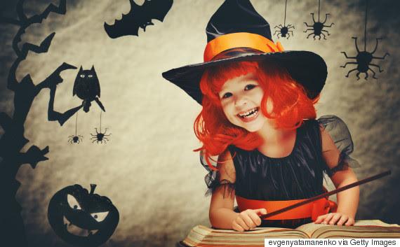 children witches