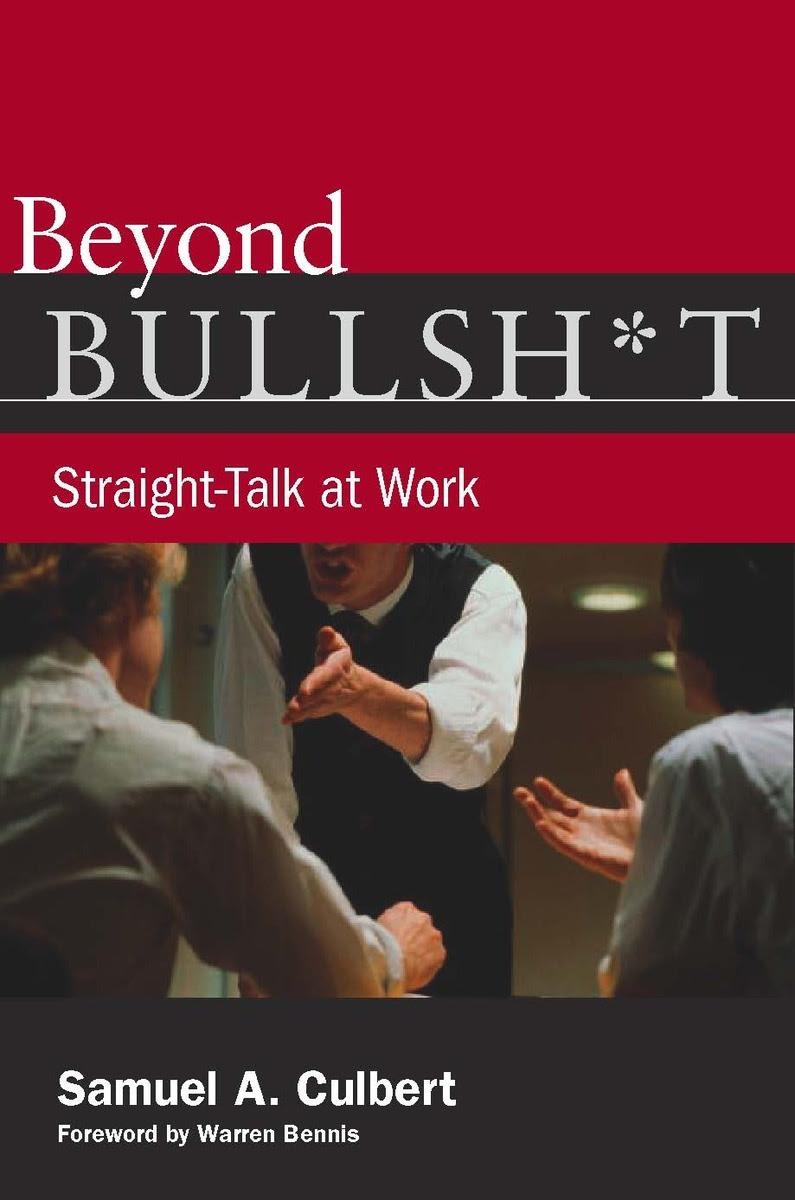 Beyond Bullsht StraightTalk At Work