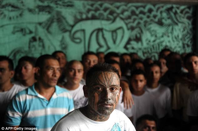 Barrio 18 is a terrifying gang that spreads from the US to Central America, rivals to MS-13