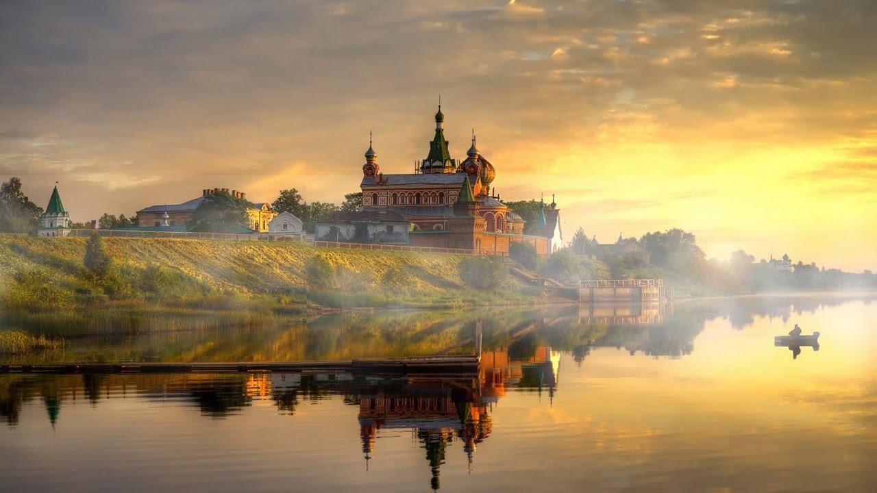 Удивительные фотографии России