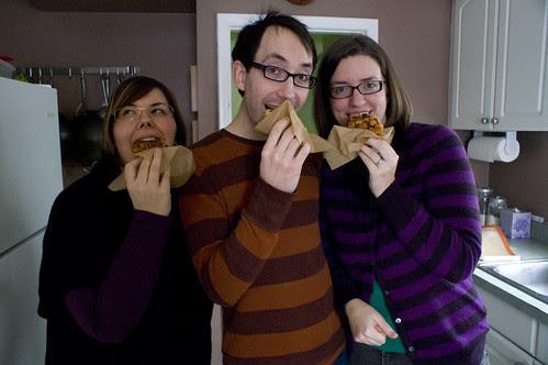 crazy trio