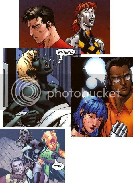 Novos X-Men: Nimrod