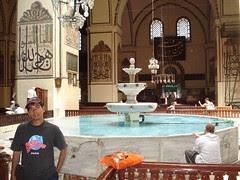 Fountain Di Dalam Great Mosque, Bursa, Turkey