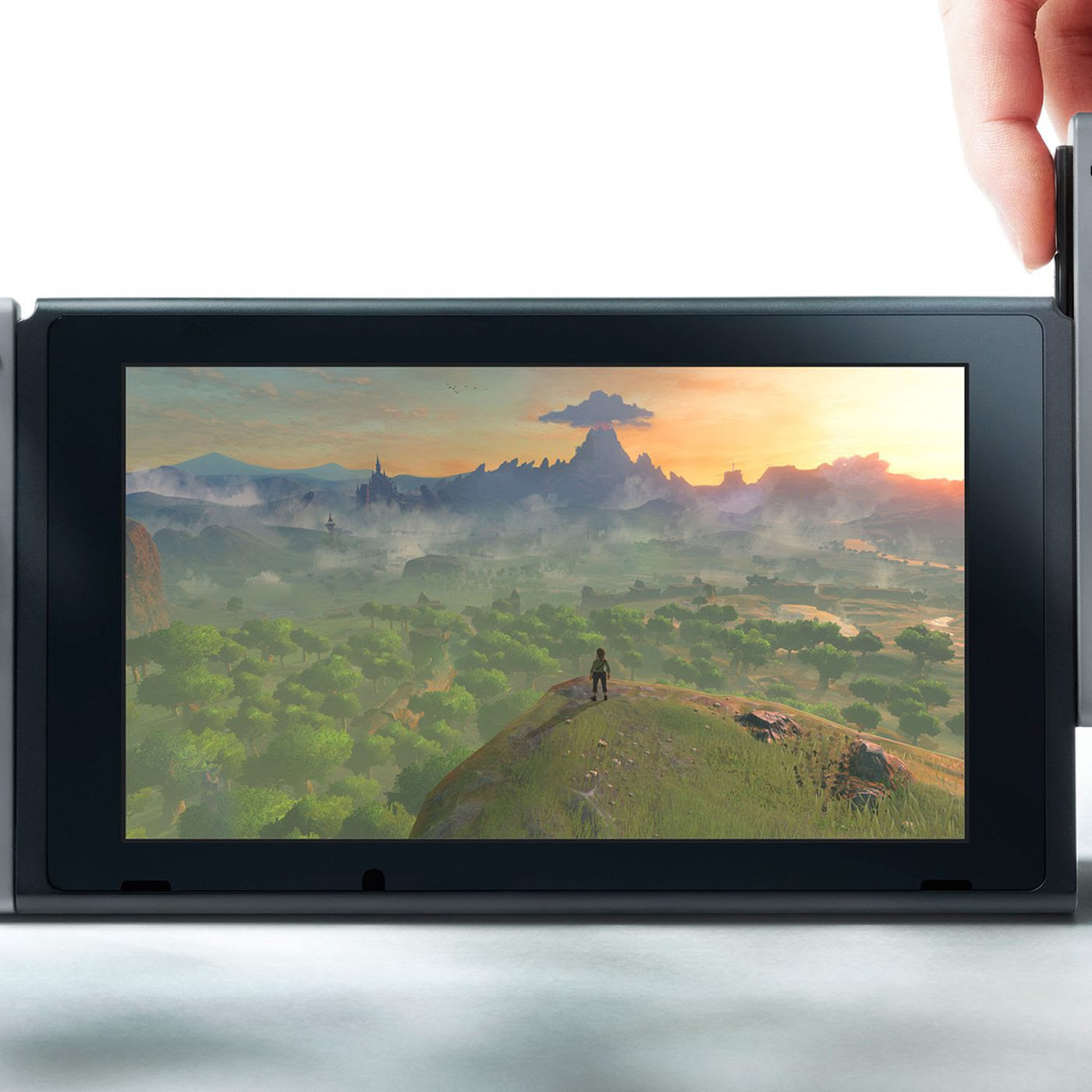 Nintendo Switch update enables Bluetooth audio pairing