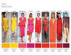 Spring Summer 2014 Color Trends