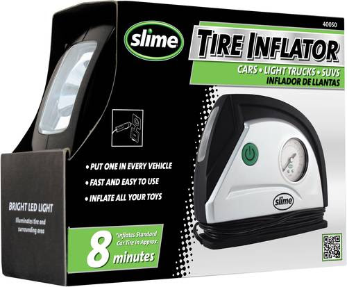 Slime Tire Inflator 40050 Oreilly Auto Parts
