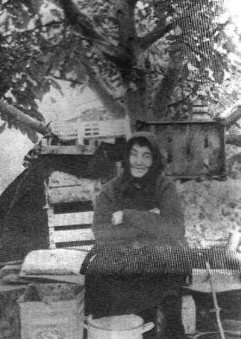 Η τραγική μάνα κ. Άννα Κοσμίδου από τους Πύργους Εορδαίας