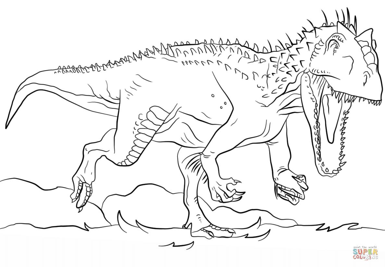 Klick das Bild Indominus Rex