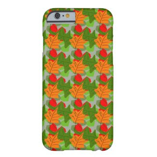 Autumn Leaves on iPhone 6 Barely There Case Barely There iPhone 6 Case