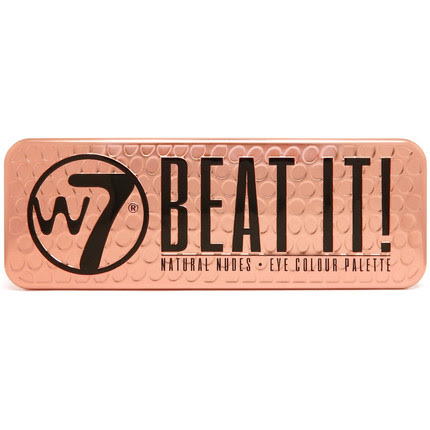 W7 Beat It!  Paleta Cieni do Powiek