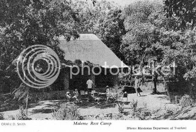 Maleme Rest Camp
