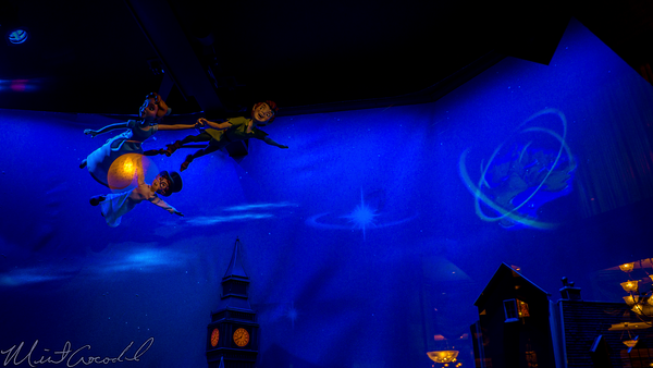 Disneyland Resort, Disneyland60, 60, Anniversary, 24, Hour, Party, Celebration, Kick, Off, Disneyland, Main Street U.S.A., Emporium, Peter, Pan, Window, Display