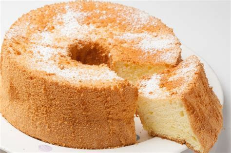 1940: Chiffon Cake from Most Popular Recipes in the Decade