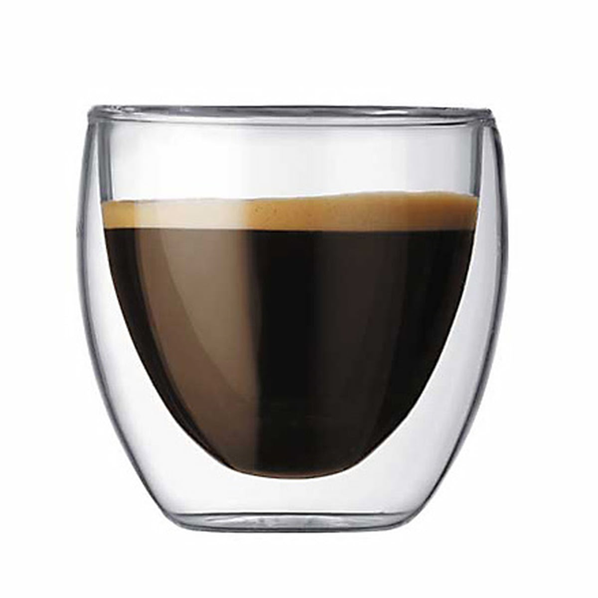 Bodum Double Glass Coffee Cups