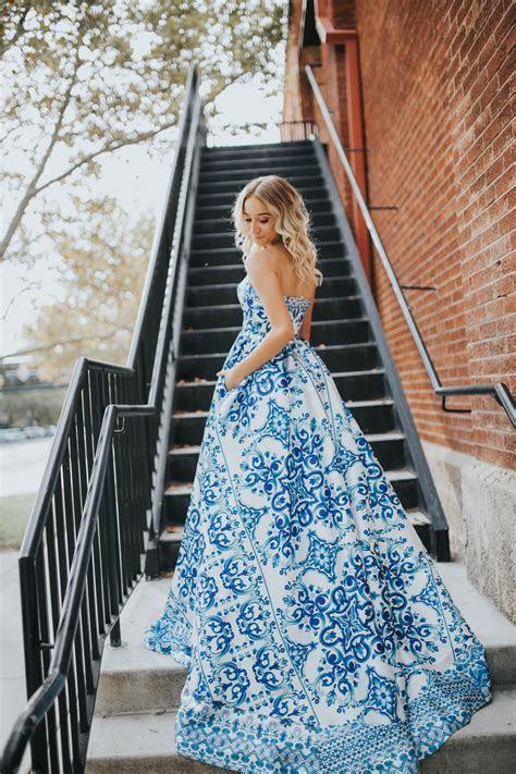 Utah Prom Utah Dress store Prom dress store Print Ballgown