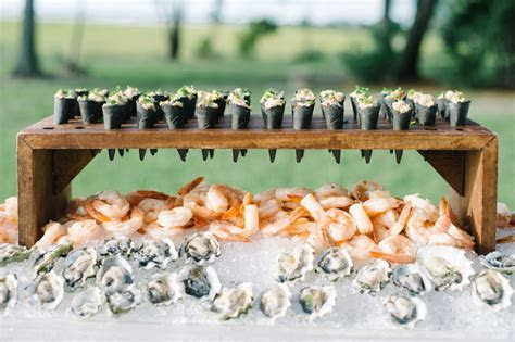 Creative Ideas For Wedding Food With Wow Factor   Make