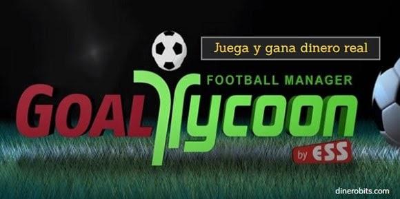 GoalTycoon: Gestiona tu equipo de fútbol y gana dinero