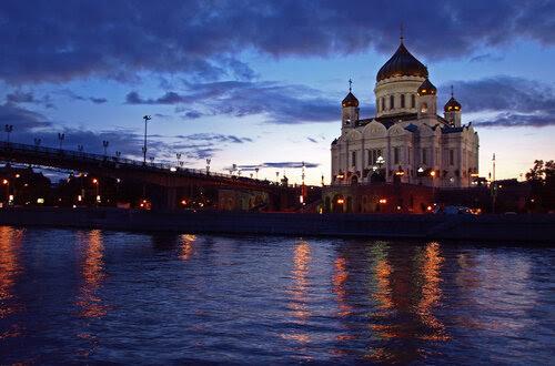 Прогулка по Москве и встреча фоткинцев 7 сентября