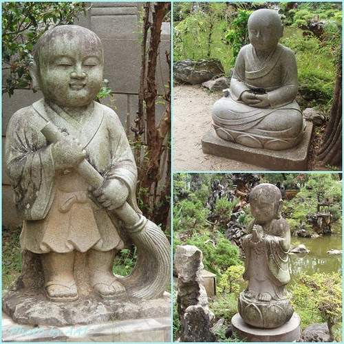 Stone Monk @ Sam Poh TOng