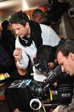 Selton Mello dirige o último episódio da série (Foto: TV Globo / Estevam Avellar)