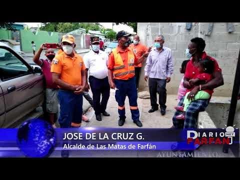 VIDEO  Cabildo de las matas, gasto 15 millones de pesos en aceras y contenes