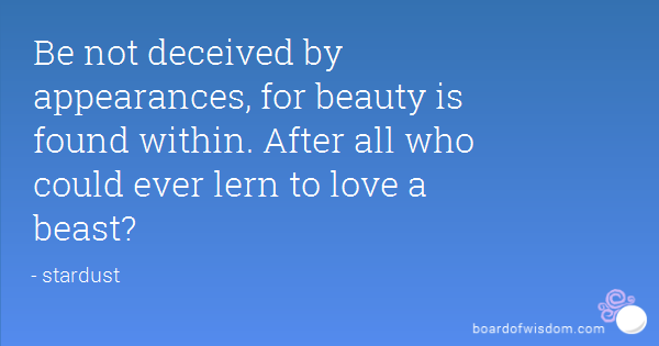 The Best and Most Comprehensive Beauty And The Beast Quotes About Love