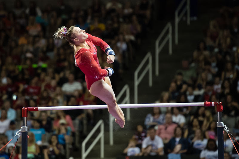 USA Gymnastics: July 10 - Competition Day 2 &emdash; Brenna Dowell